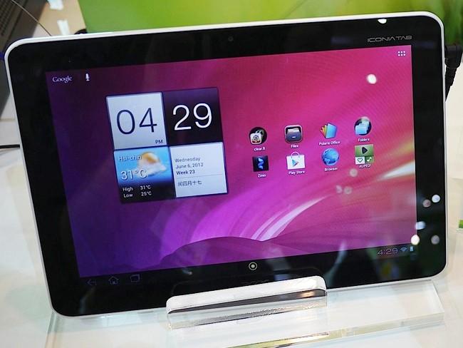 Primo video promozionale per Acer Iconia Tab A210