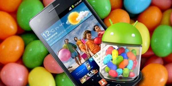 Samsung Galaxy S II H3G: disponibile l'update ad Android 4.1.2