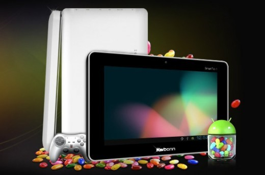 Karbonn Smart Tab 1: il tablet Jelly Bean più economico