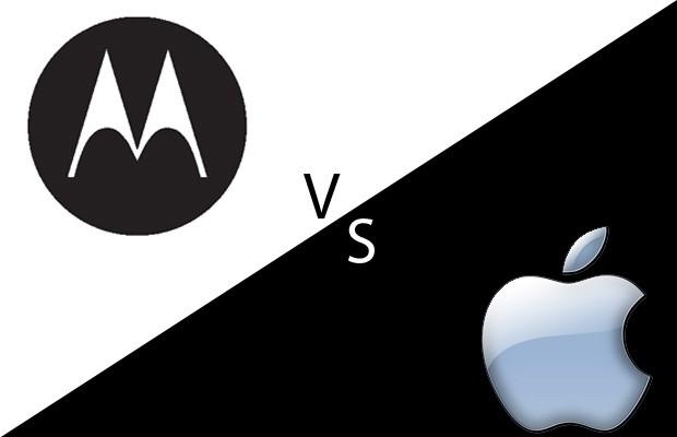 Motorola accusa Apple di aver violato 7 brevetti