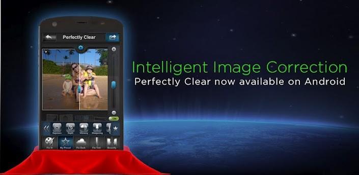 Perfectly Clear: finalmente disponibile sul Google Play Store