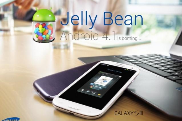 Samsung/Jelly Bean: dove, come, quando e perchè