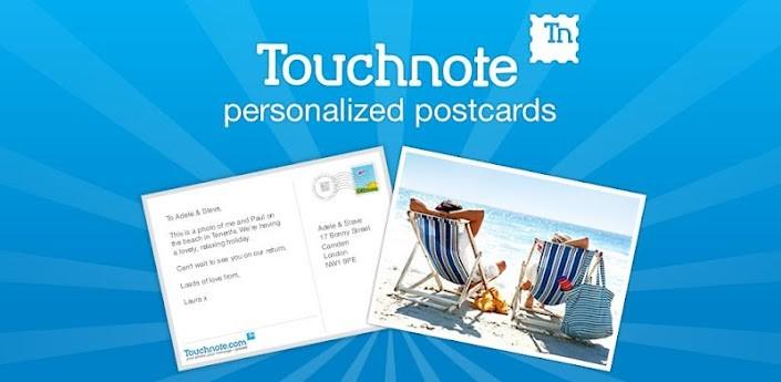 Touchnote: il servizio smetterà di essere gratuito stasera alle ore 23:00 italiane