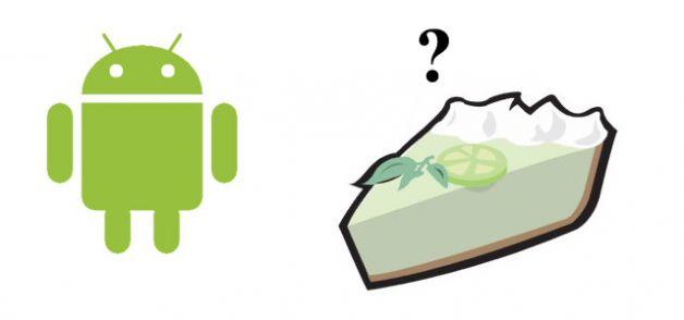 Lemon Cake, Kandy Kane, Key Lime Pie Quale sarà il nome della prossima release Android?
