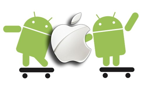Mercato smartphone 2012: Android ed iOS costituiscono l'87.6% secondo IDC