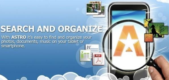 ASTRO File Manager rilasciata nuova versione !