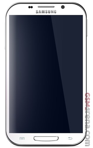 Galaxy Note II in una prima immagine [LEAKED]