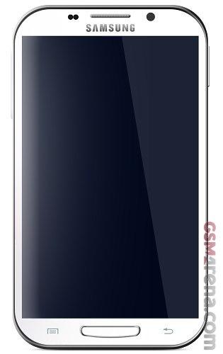 Galaxy Note II in una prima immagine [LEAKED]