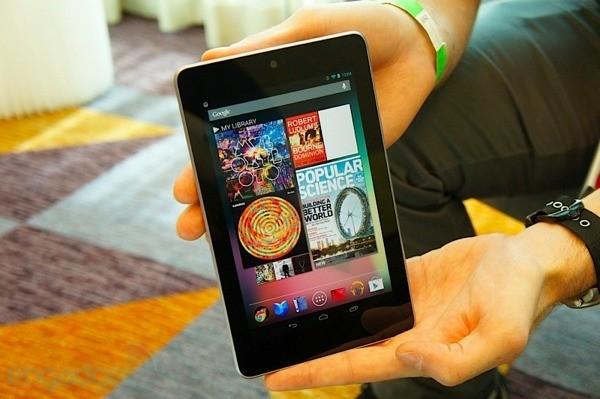 Google venderà ben 4 milioni di Nexus 7 entro la fine dell'anno