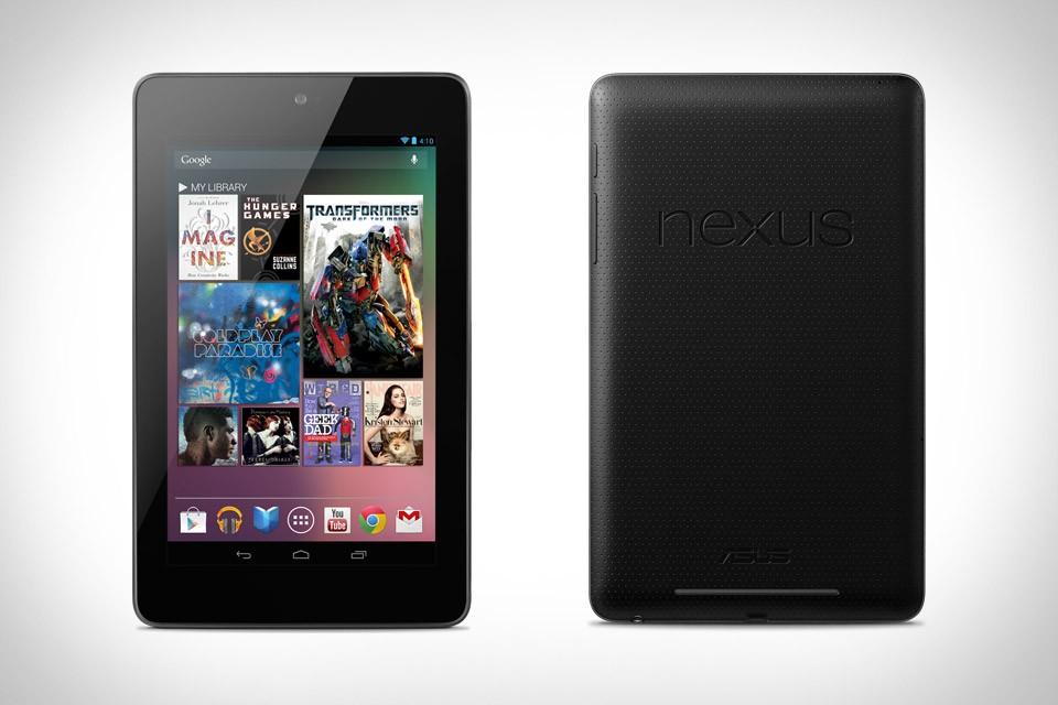 Nexus 7 arriva in Italia tramite l'ASUS Store