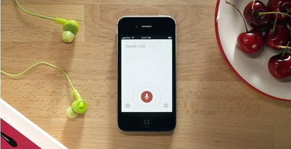 Voice Search verrà esteso anche ai dispositivi Apple