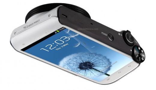 E se il Galaxy S III diventasse una fotocamera? [RUMOR]
