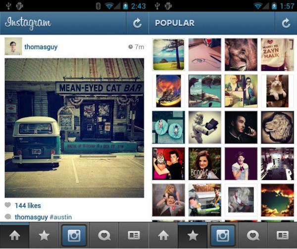 Instagram: nuovo aggiornamento che risolve i problemi della privacy
