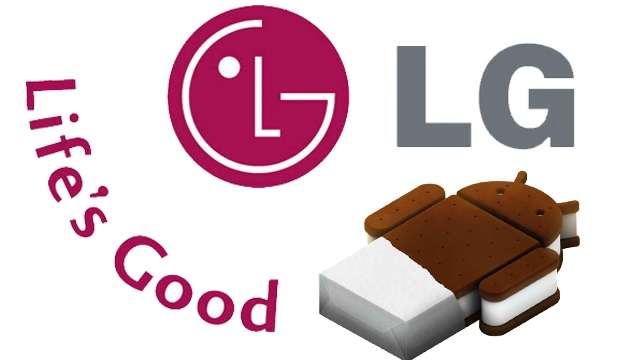 LG Optimus Dual e Black: news aggiornamento Ice Cream Sandwich