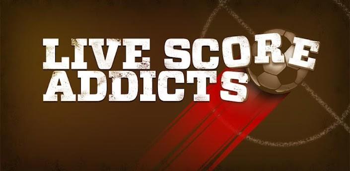I risultati del campionato di calcio con Live Score Addicts