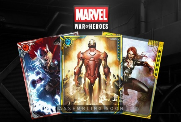 In arrivo Marvel: War of Heroes per Android
