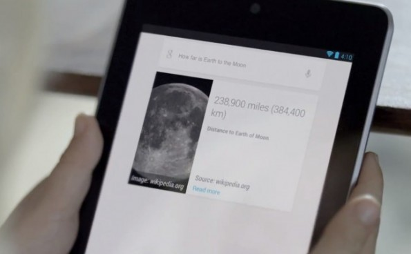 Nexus 7 : nuovo spot televisivo
