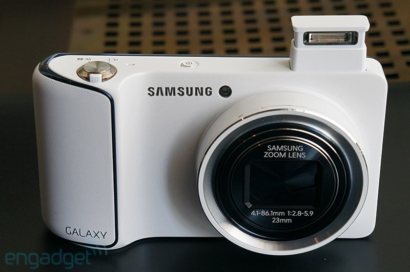 Samsung Galaxy Camera 2: in arrivo il 20 giugno con sensore da 20,9 megapixel