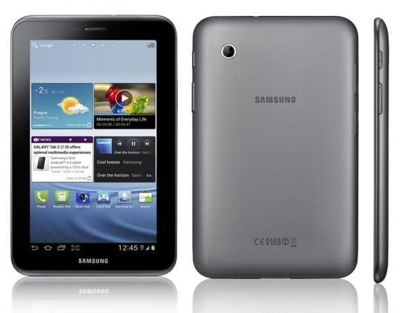 In arrivo la versione per studenti del Galaxy Tab 2 7.0 [UPDATE - VIDEO]