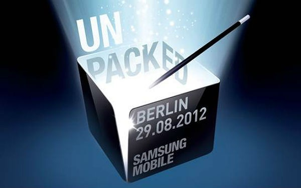 Samsung Mobile Unpacked 2012: ecco l'intero video dell'evento