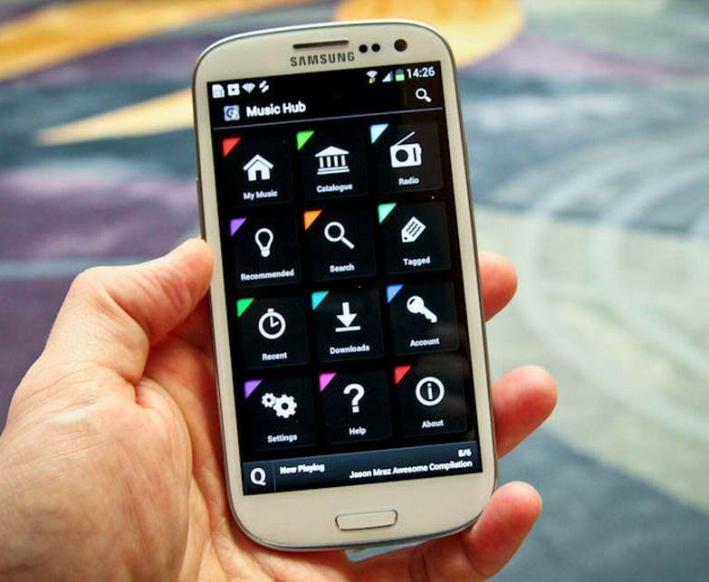 Samsung Galaxy SIII: 30 giorni di prova gratuita del servizio Music Hub 3.0 Premium