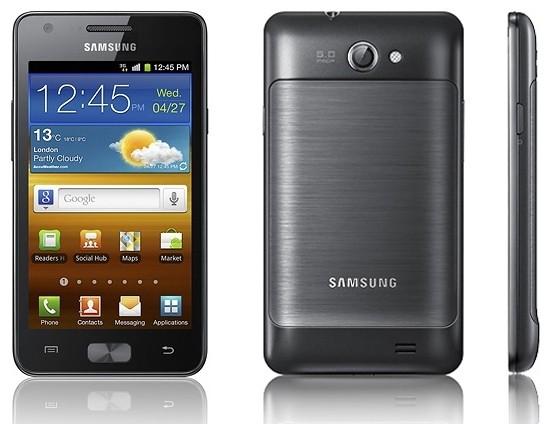 Iniziato il roll-out di Ice Cream Sandwich per Samsung Galaxy R [I9103]