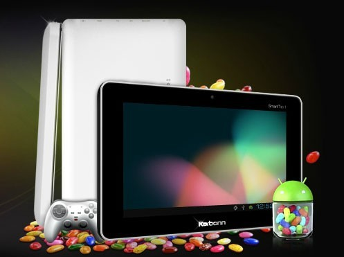Smart Tab 1, il tablet Jelly Bean da 100 euro