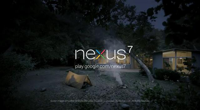 Olimpiadi 2012: la pubblicità del Nexus 7 ha avuto maggior successo rispetto a quelle di Apple
