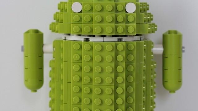 Android di LEGO: supportiamo il progetto del primo robottino verde da costruire