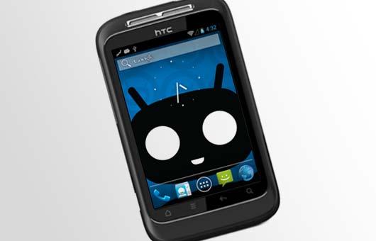HTC Wildfire S riceve Jelly Bean grazie ad un porting della CyanogenMod 10