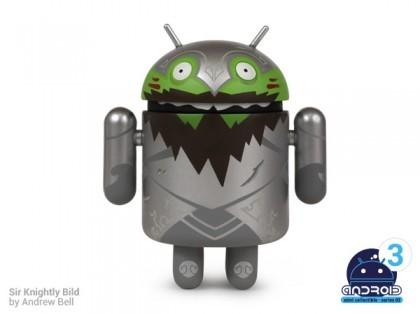 Dyzplastic: ecco il nuovo mini-android con tanto di armatura