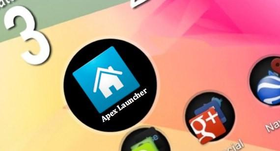 Apex Launcher si aggiorna alla versione 2.2 ed esce dalla Beta