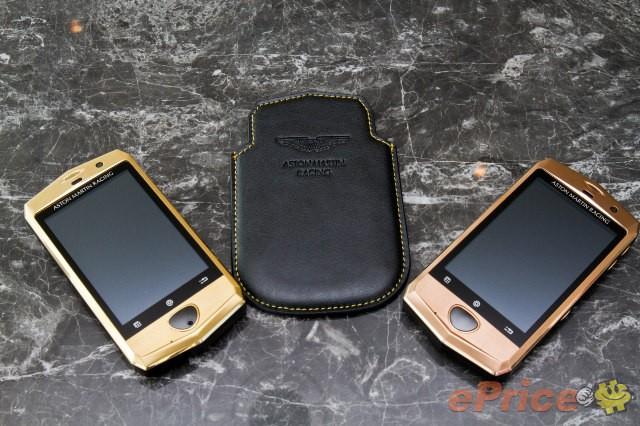Aston Martin Aspire: nuovo smartphone Android di lusso