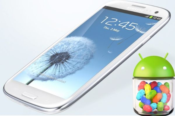 Android 4.3 per Galaxy S3 nobrand arriva ufficialmente in UK