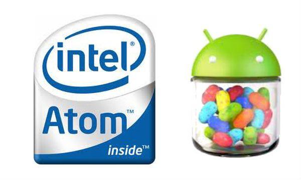 Intel Medfield: presto arriverà Android 4.1 Jelly Bean