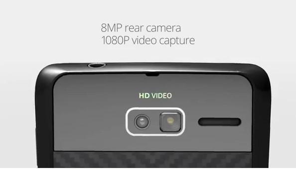 Motorola RAZR i: ecco come la fotocamera scatta foto ed e gira video