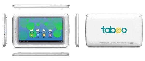 Tabeo sarà il baby tablet Android a misura di bambino