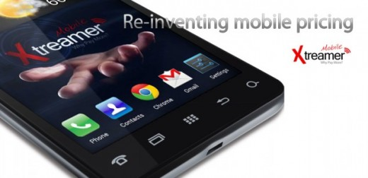Phablet Xtreamer: smartphone Android dual-SIM con permessi di root