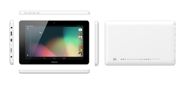 Ainol Novo 7 Crystal: tablet dual-core con Jelly Bean a 130€