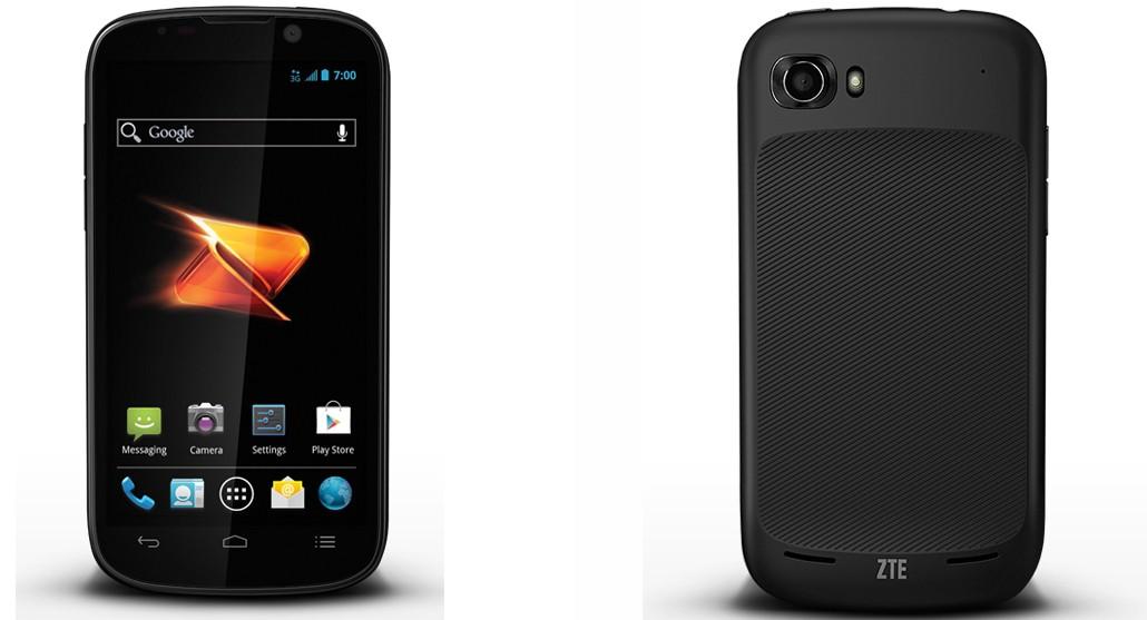 ZTE Warp Sequent: ecco il clone migliorato del Nexus S
