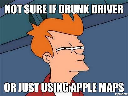 Quando le nuove mappe di Apple sono considerate