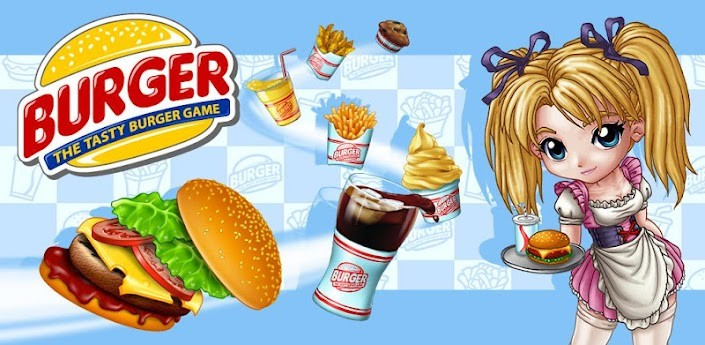 Burger: il gioco supera oltre 1 milione di download sul Google Play Store