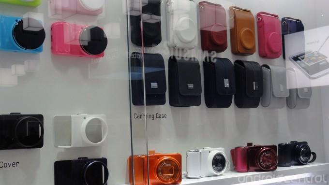 Samsung Galaxy Note II e Galaxy Camera: ecco gli accessori ufficiali