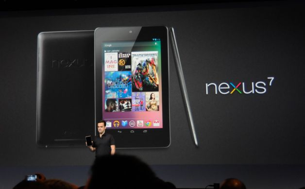 Il Tablet Android più venduto è il Nexus 7 secondo Carphone Warehouse
