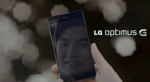LG Optimus G: ecco il primo spot pubblicitario
