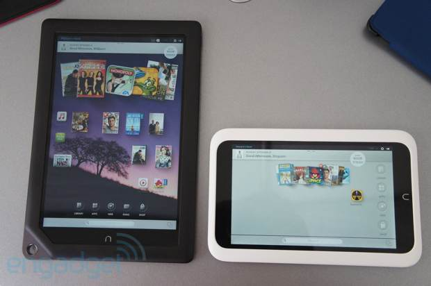 Arriva la risposta di Barnes&Noble ad Amazon: ecco Nook HD e Nook HD+
