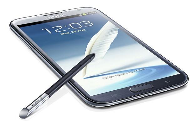 Il Galaxy Note II: la vendita in Italia inizierà dall'ultima settimana di Settembre