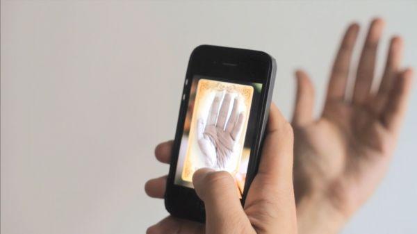 In Giappone si sviluppa un algoritmo per il riconoscimento del palmo della mano