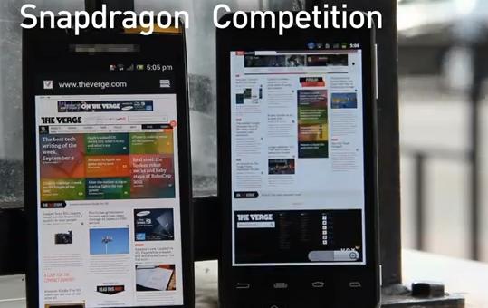 Sony Ericsson Xperia Arc vs Orange San Diego – Qualcomm vs Intel