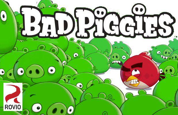 Svelato il gameplay di Bad Piggies, il nuovo gioco di Rovio